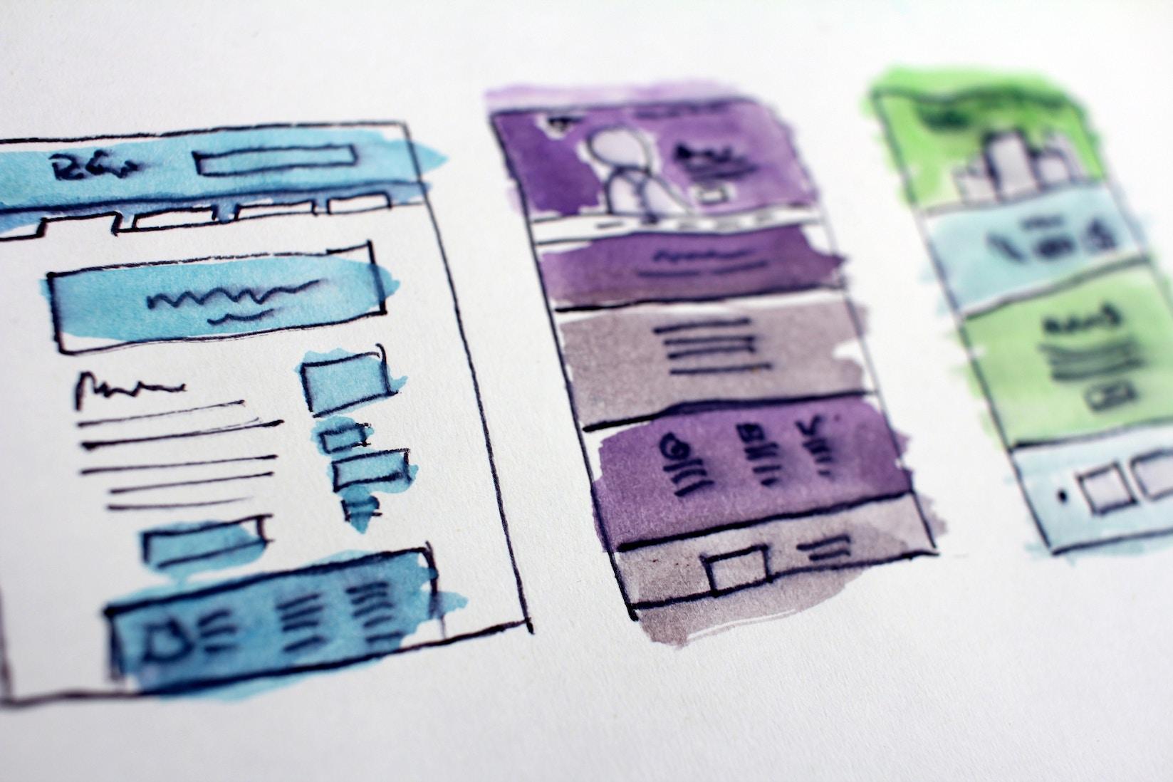 Web and App Design